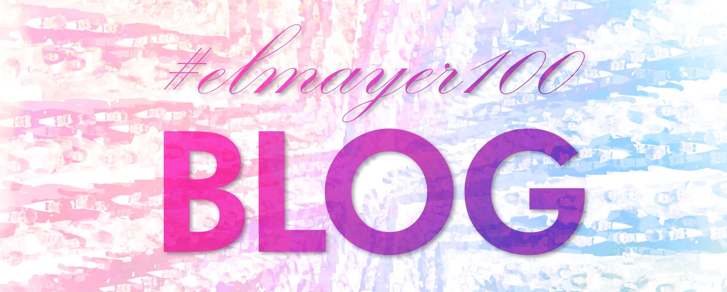 Logo des 100 Jahre Elmayer Blogs